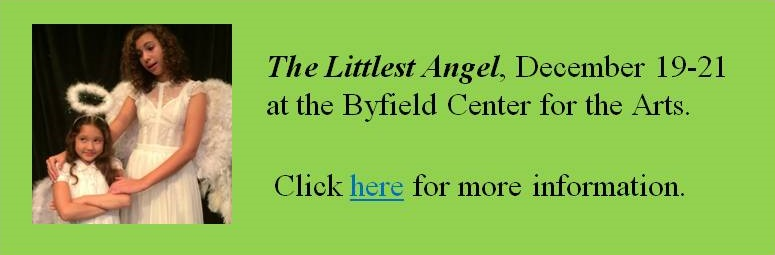 The Littlest Angel - Anna Smulowitz Productions