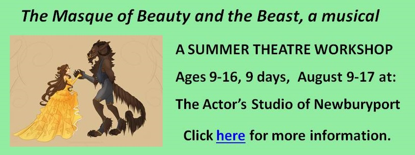 Summer Workshop - Anna Smulowitz Productions