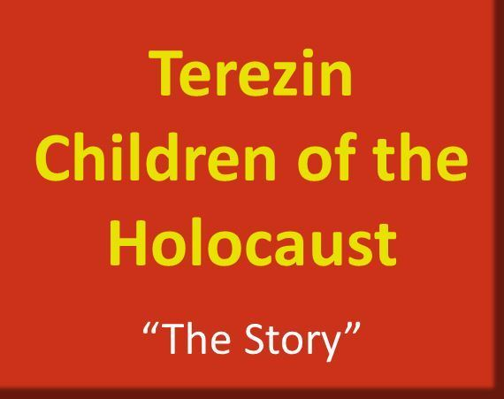 Link to first page of Terezin pamphlet